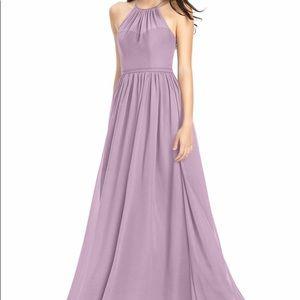 Azazie size 14 bridesmaid dress.